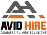 Avid Hire Commercial Hire Solutions Perth